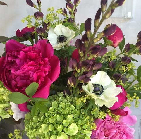 C est le bouquet fauchois fleurs for Bouquet de fleurs quebec