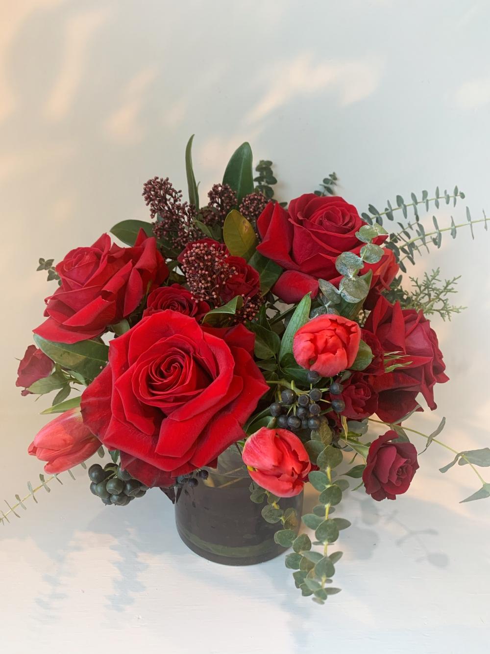 Saint-Valentin: Le rouge romantique # 7