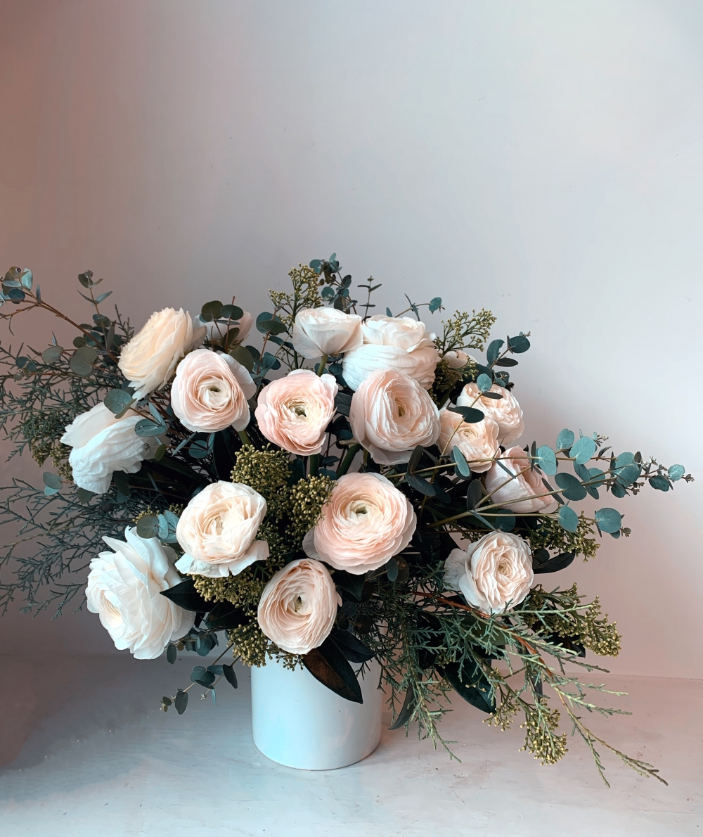 Saint-Valentin: Bouquet renoncules  # 2