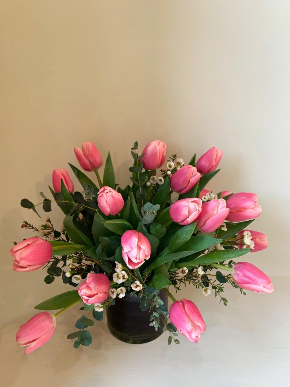 Saint-Valentin: Bouquet de tulipes # 9