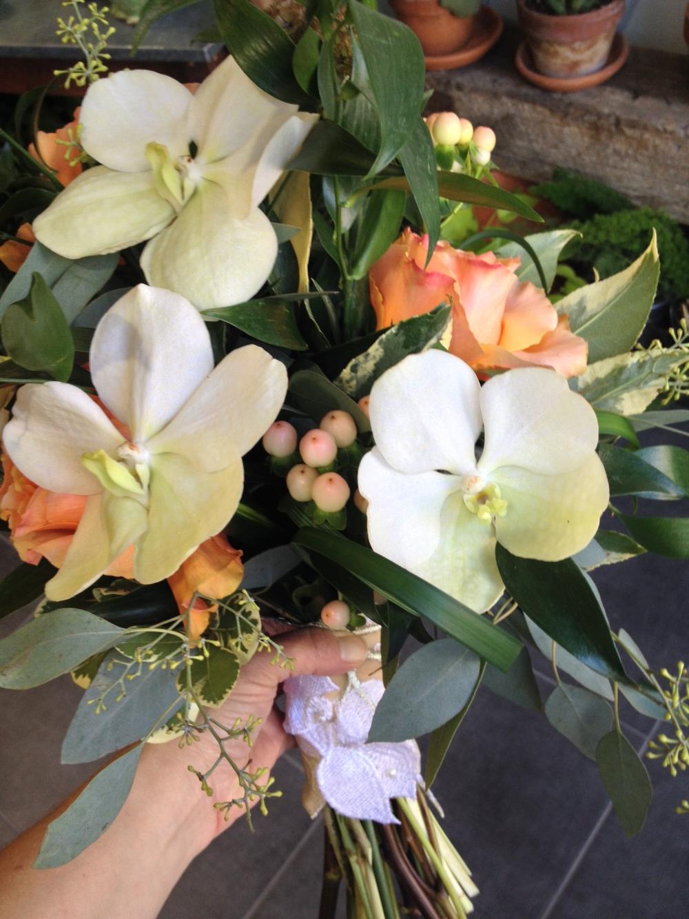 Bouquet de mariée:  # 10