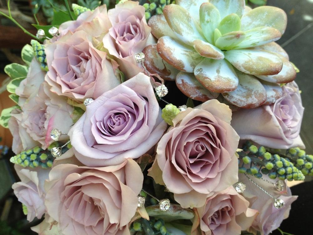 Bouquet de mariée:  # 9