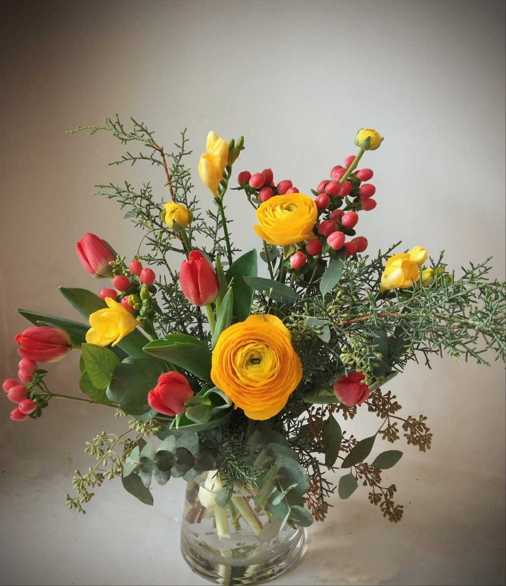 Saint-Valentin: Bouquet vitaminé # 10