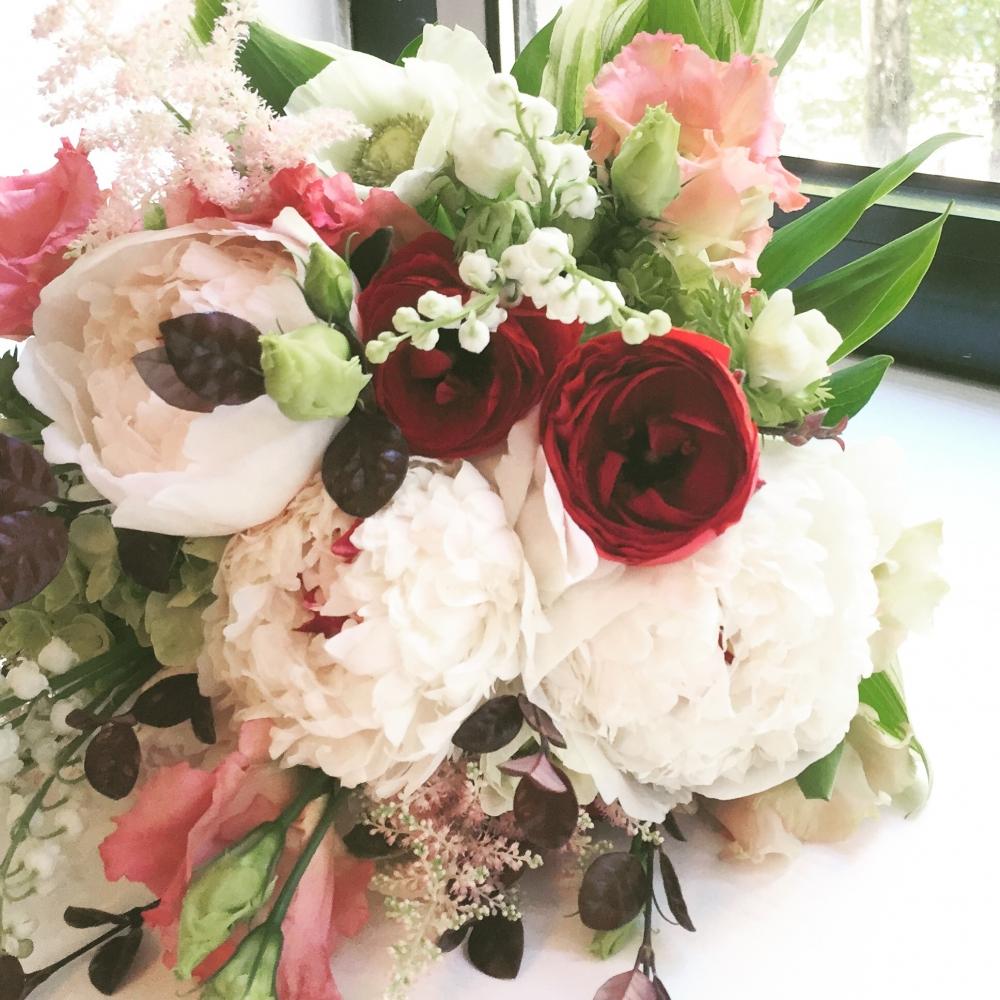 Bouquet de mariée:  # 1