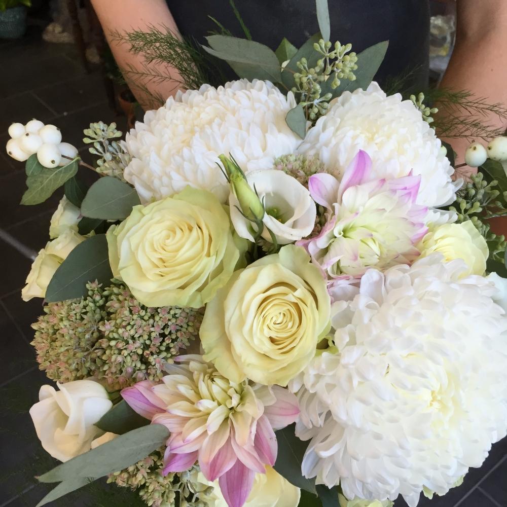 Bouquet de mariée:  # 7