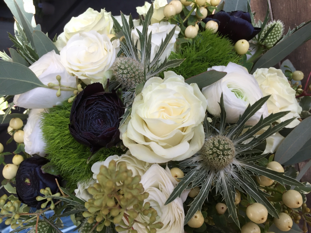 Bouquet de mariée:  # 4