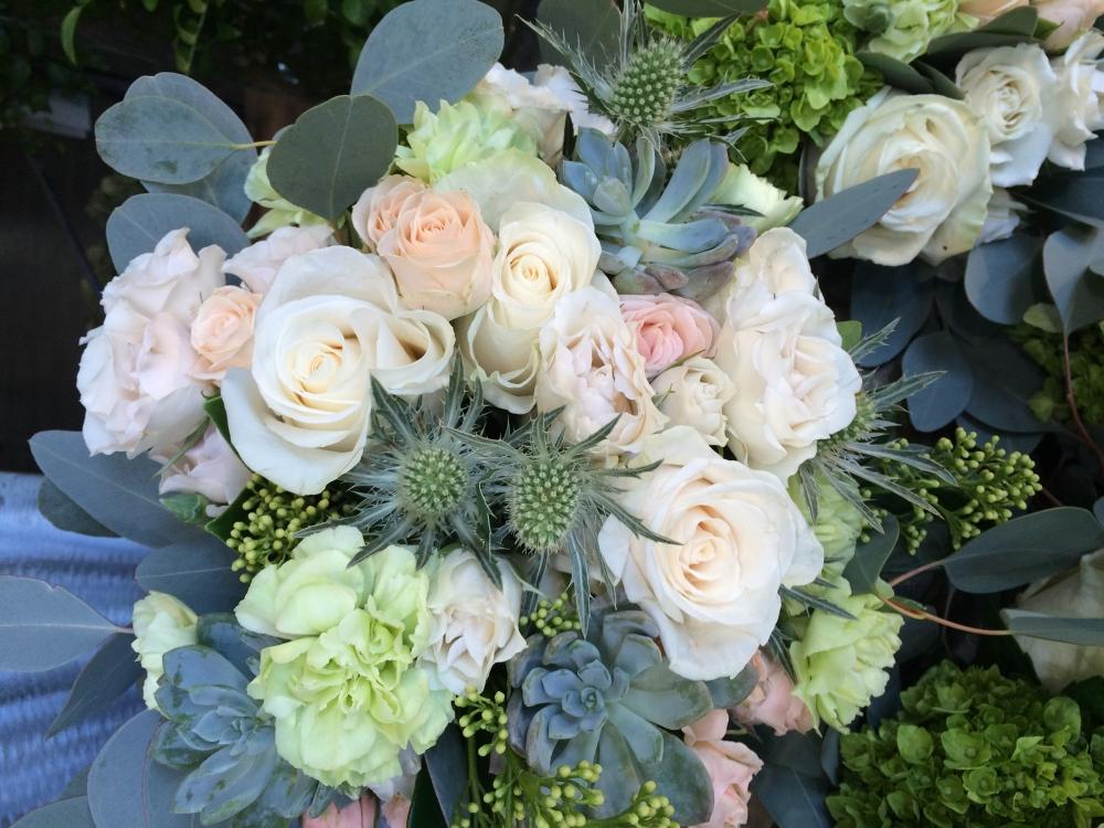 Bouquet de mariée:  # 12