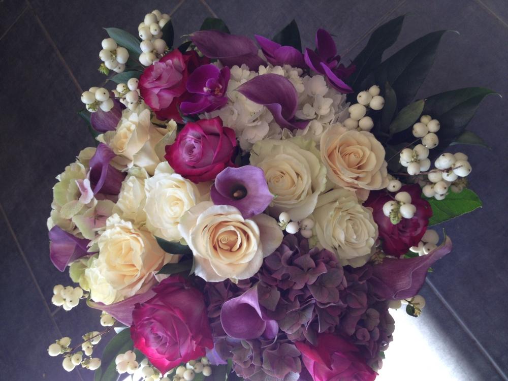 Bouquet de mariée:  # 8