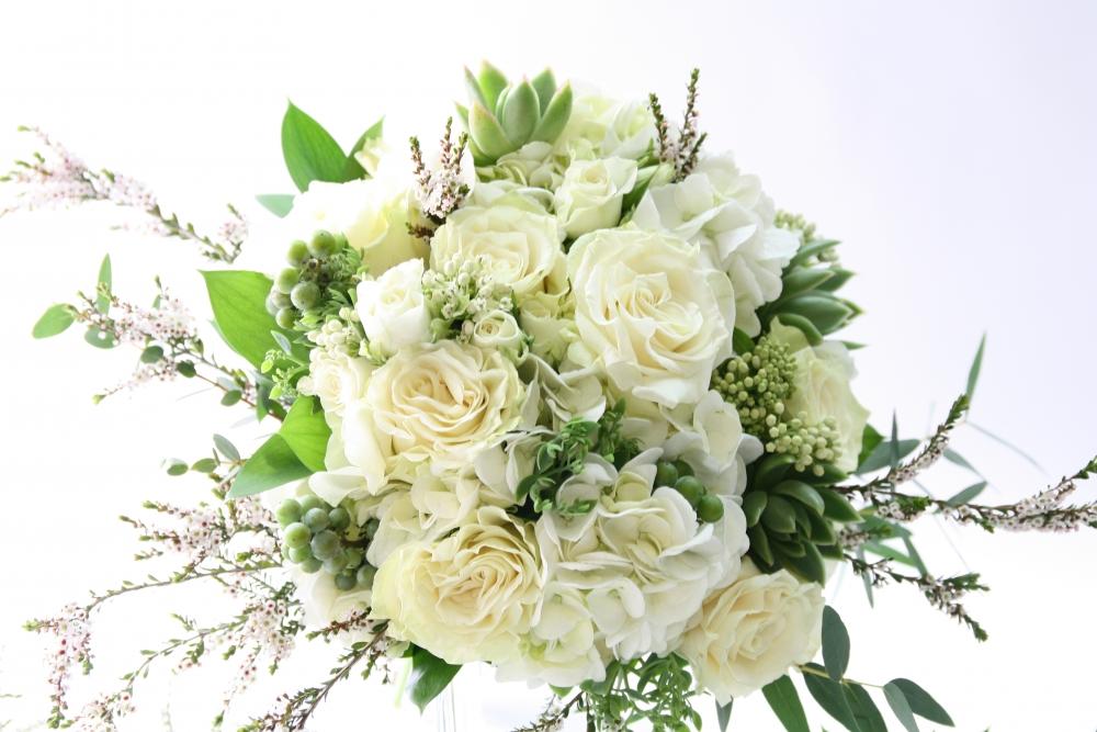 Bouquet de mariée:  # 2