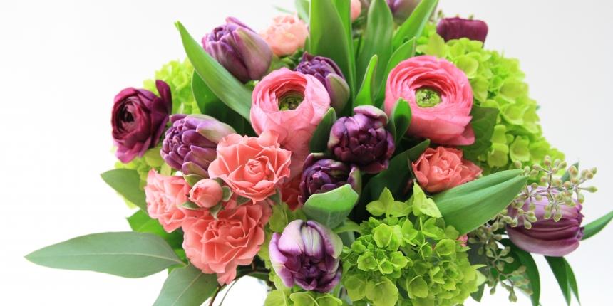 Fête des mères - Fauchois Fleurs s'invite chez Holt Renfrew !